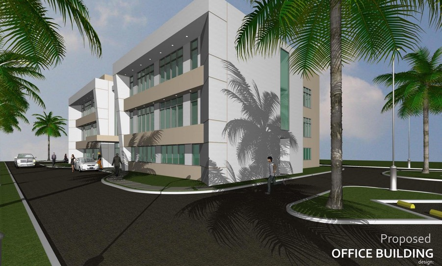 Proposed Office Building